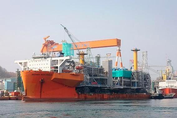 """造船大单或又被中国企业""""截胡""""  韩国造船厂坐不住了"""