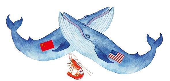 """中美贸易战开打 韩国是""""池鱼""""还是""""渔翁""""?"""