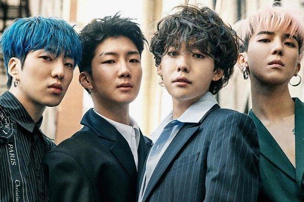 YG书写乐坛不败神话 WINNER新曲《EVERYDAY》横扫音源榜