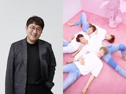 .BTS creator produces IZs comeback song.