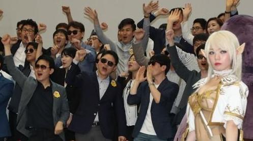 去年韩游戏从业者年薪大涨 最高人均68万元