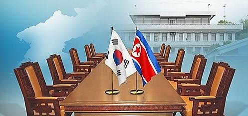 韩朝今日开会商讨首脑会谈礼宾警卫安排