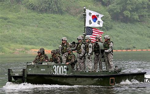 韩美第10次防卫费分担第二轮谈判下周启动