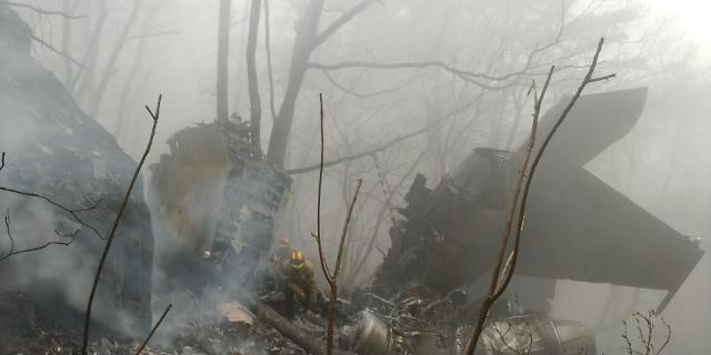 韩空军重启失事战机搜寻工作 证实飞行员殉职