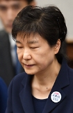 .Ex-president Park Geun-hye receives 24-year jail sentence.