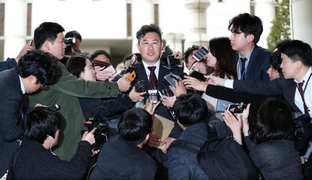公设辩护人称为朴槿惠维权到底