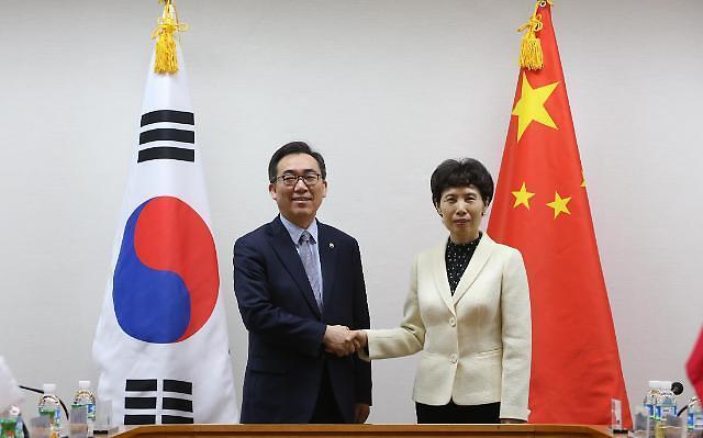 韩中经贸联委会会议拟本月在京举行