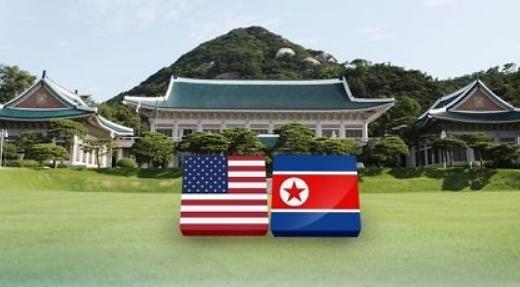 韩总统府密切关注朝美接触消息