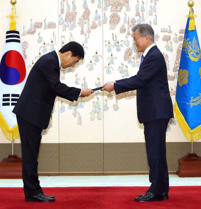韩国央行行长李柱烈连任
