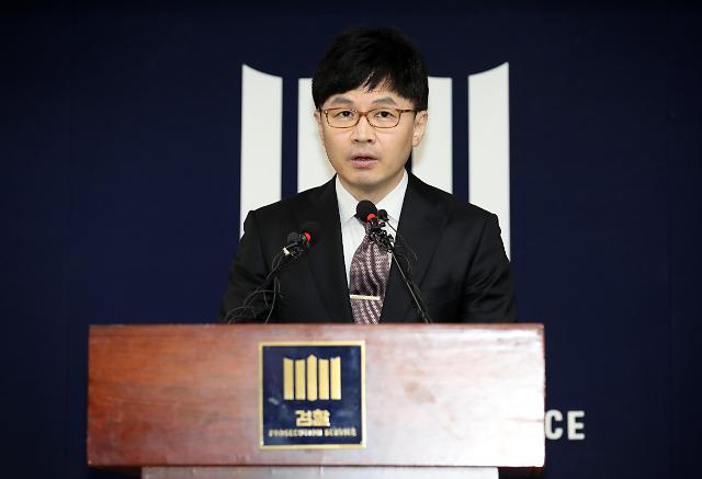 韩检方正式起诉前总统李明博