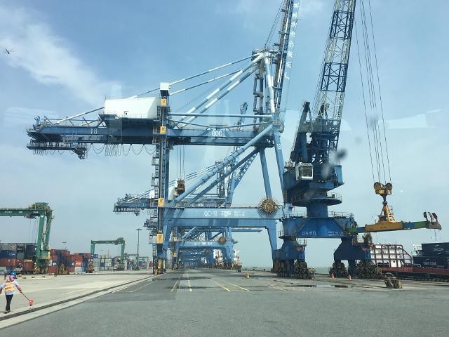 [AJU VIDEO] 博鳌论坛开幕 再看南沙海港