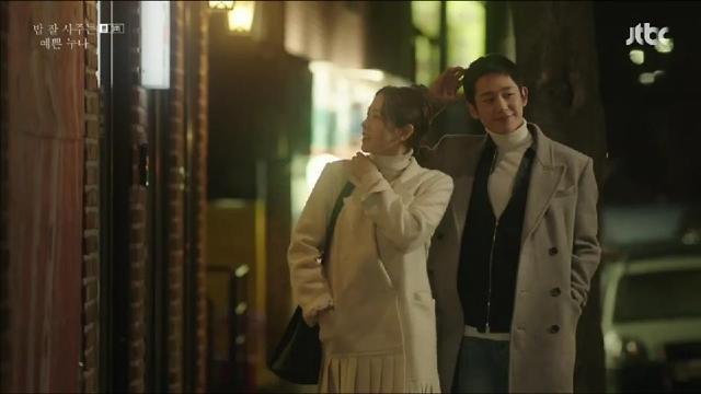 丁海寅孙艺珍《常请吃饭的漂亮姐姐》位列TV话题榜首位