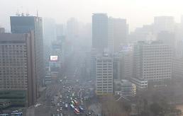 .韩国3月下旬重霾主要来自国外.