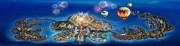 .Chinese developer selects S. Korean studio for Hainan theme park .