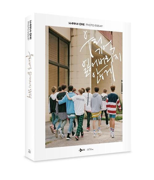 Wanna One写真集今起预售