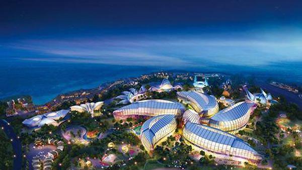 《与神同行》特效制作方Dexter Studios将为恒大海南主题公园制作内容