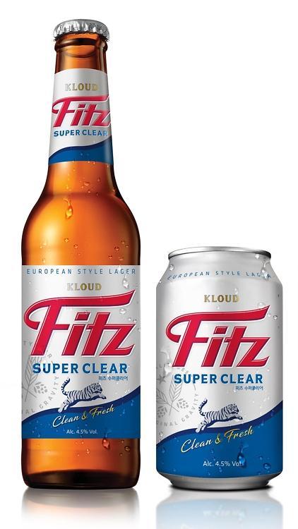 韩国乐天酒业向台湾出口Fitz啤酒