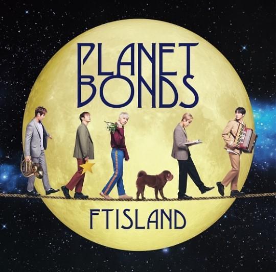 乐队FTISLAND日本发行正规8辑 李弘基参与创作