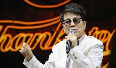 가수 조용필 데뷔 50주년 기념 기자 간담회
