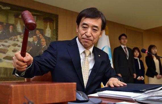 韩央行维持现基准利率1.5%不变