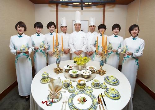 中国国宾晚宴将亮相韩国 新罗酒店与钓鱼台时隔4年重启合作