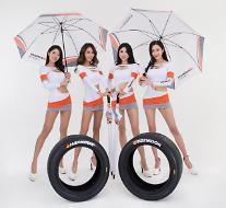 ハンコックタイヤ、2018年専属のレーシングモデル4人の選定