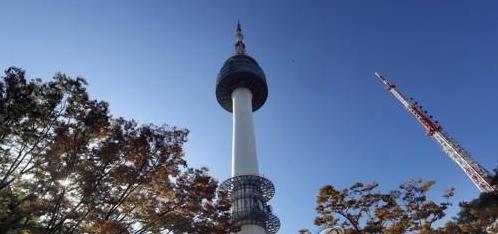 调查:明洞和N首尔塔是外国人首尔游最热景点