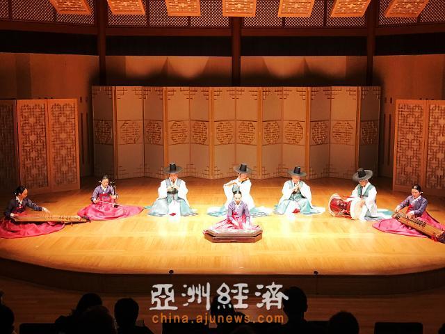 音乐作媒介 交流促相知——韩中传统音乐交流演出在首尔举行