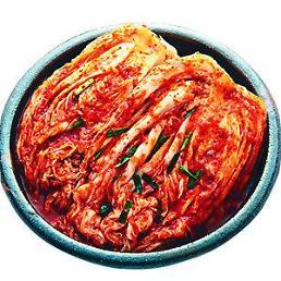 """.中国泡菜占领韩国餐厅 韩政府出手力保""""泡菜宗主国""""地位."""