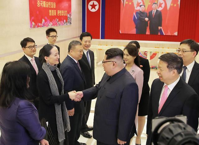 """今年过节不谈""""核"""" 朝鲜低调庆祝""""太阳节""""渲染朝中友好"""