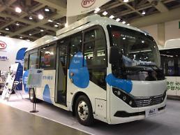 .中国电动汽车登陆济州 价格技术双获赞.
