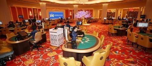 韩外国人专用赌场1-2月营业额出现强劲反弹 同比增16%