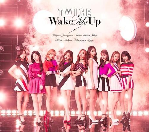 TWICE下月16日在日本发行单曲《Wake me Up》