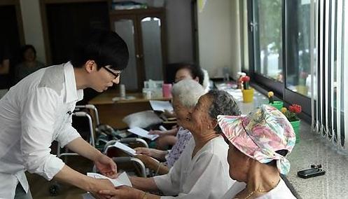 刘在锡低调行善 再为慰安妇捐款5000万韩元