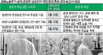산업부, 삼성 보고서 '국가핵심기술' 여부 결론 못냈다