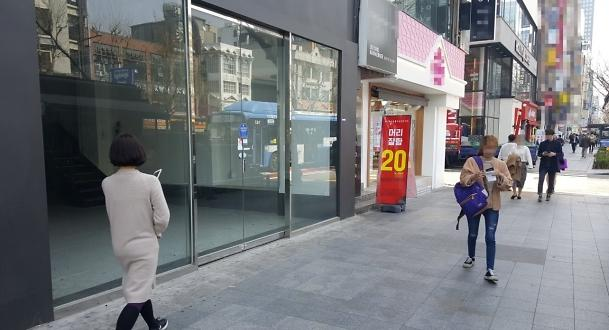 小本生意不容易 韩国个体户停业率比创业率高