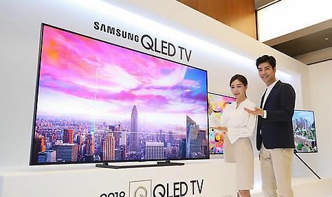 三星推出11款QLED新品 引领超大型电视市场