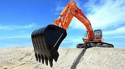 .韩国挖掘机受青睐 在中国业绩稳步提升.