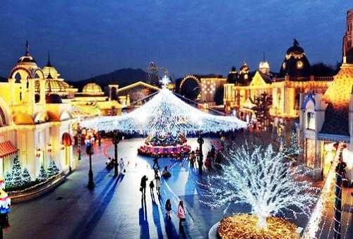 赴韩中国游客减少 大型主题乐园收益下滑