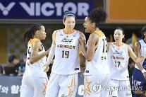 박지수, 美 WNBA 진출 결정…개막 엔트리 진입 도전장