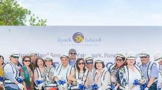 제이파크 아일랜드, 보홀에 필리핀 최대 규모 리조트 착공
