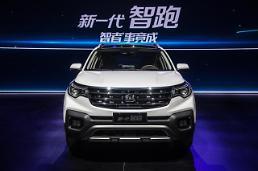 .现代汽车在华狂推SUV新车 上月销量反弹.