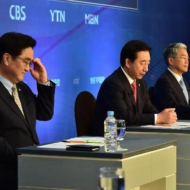 4당 원내대표 개헌 토론...이견만 확인