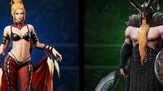 네시삼십삼분, 모바일 게임 'DC 언체인드' 업데이트...신규 스킨 2종 추가