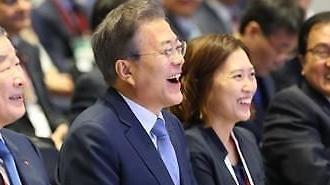 문재인 대통령, 2018 세계에서 가장 위대한 리더 4위