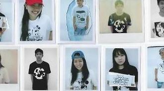 미키+스누피+1 신세계인터내셔날 유나이티드, 티셔츠 이벤트