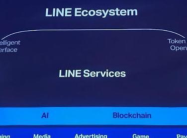 라인, AI와 블록체인 기반의 생태계 확장 박차