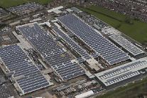 벤틀리, 영국 본사에 현지 최대 규모 태양광 패널 설치