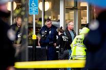 """미국 알몸괴한,와플가게서 총기난사 3명 사망 4명 부상""""짧은머리 백인"""""""