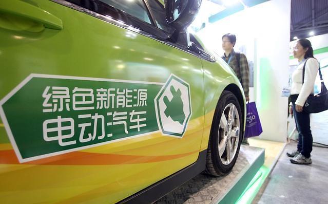 中 신에너지 자동차 산업, 정부 수혜 극대화 기대